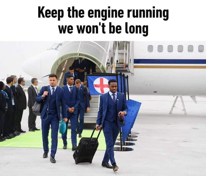 Keep the Engine Running, We Wont Be Long